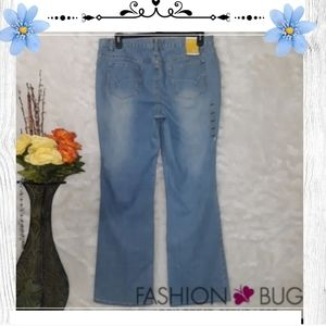 Fashion Bug Jeans Boot Cut 20 - NEW